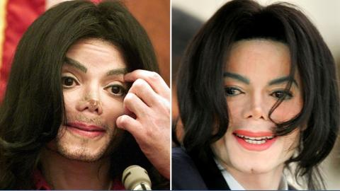 These Are The Photos People Say Prove Michael Jackson Is Still With Us