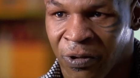 Mike Tyson Broke Down During An Interview And Asked A Journalist To Leave For An Awful Reason