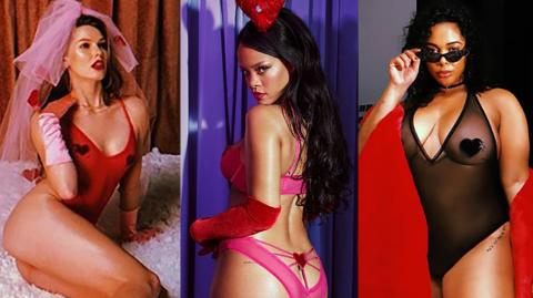 Rihanna's New Lingerie Collection Is Out Of This World