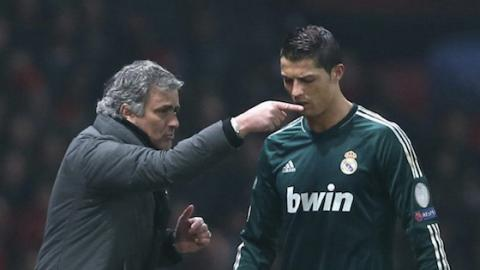 José Mourinho Had The Most Shocking Reaction To Ronaldo Scoring A Hat Trick