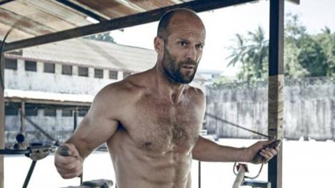 Check Out Jason Statham's Insane Equipment-Free Workout