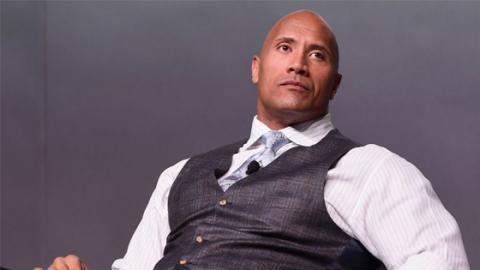 The Rock Opens Up About His Battle With Mental Health
