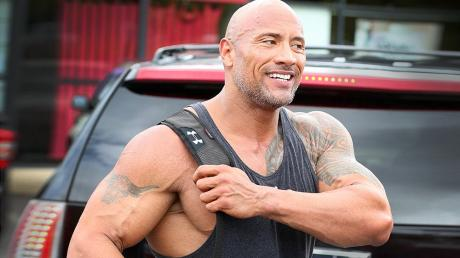 This Is The Rock's Secret Workout Weapon