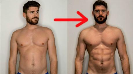 He Trained Like Chris Hemsworth For 30 Days And The Results Were Incredible