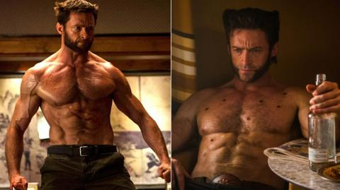 Hugh Jackman Reveals His Insane Workout Regime