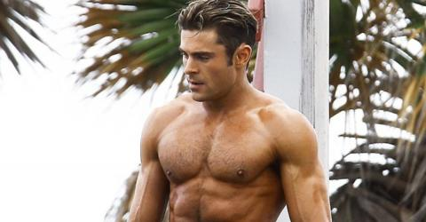This Is What Zac Efron Ate To Reach 5% Body Fat