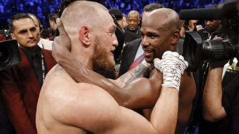 Conor McGregor Is Looking For A Rematch Against Floyd Mayweather
