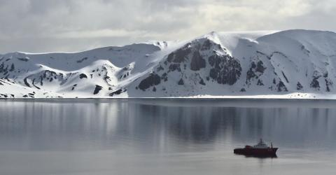 4,000 Years Ago, Deception Island Was Formed From An Incredible Eruption