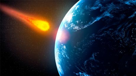 NASA Warns A Devastating Asteroid Could Crash On Earth During Our Lifetime