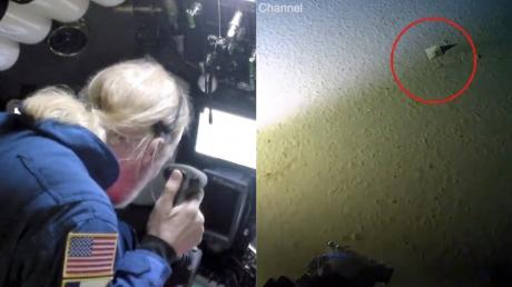 Deep Below The Surface, This Diver Made An Unfortunate Discovery