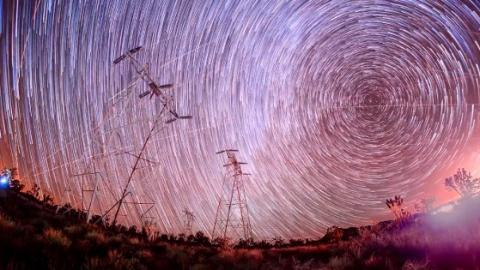 This Breathtaking Time-Lapse In The Mojave Desert Reveals The Night Sky As You've Never Seen It