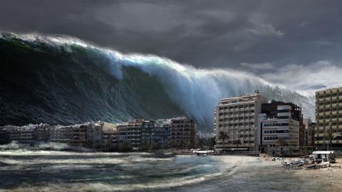 Scientists Warn Spain And Portugal Are Set To Be Struck By A Violent Tsunami