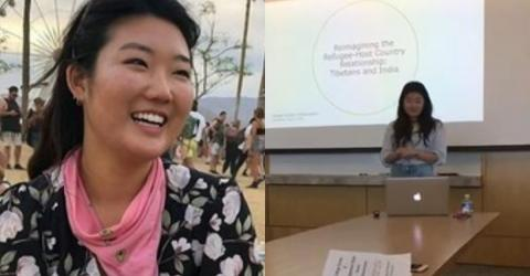 This Student Delivered Her Thesis In Her Underwear For A Surprising Reason