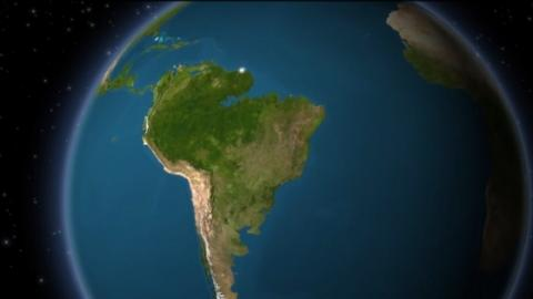 Not Afraid Of Global Warning? This Video Of The Earth Without Ice Will Change Your Mind