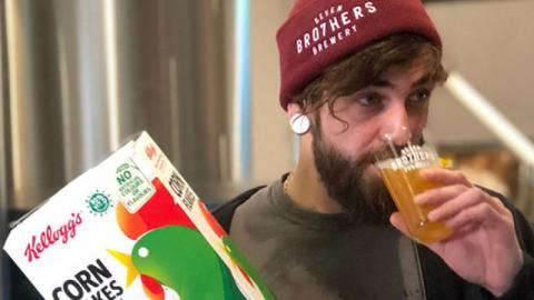 Kellogg's Has Decided To Recycle Its Cereal Into Beer In The UK!
