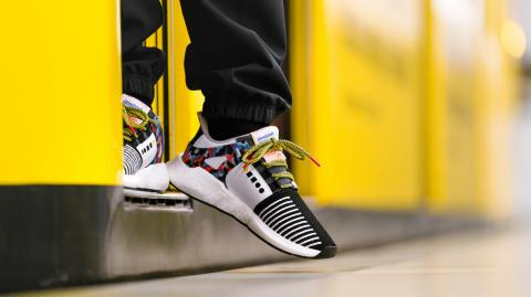These Adidas Double As Your Travelcard In Berlin!
