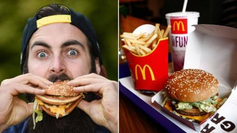 McDonald's: Complete The Big Mac Challenge by McDonald's To Win Some Money!