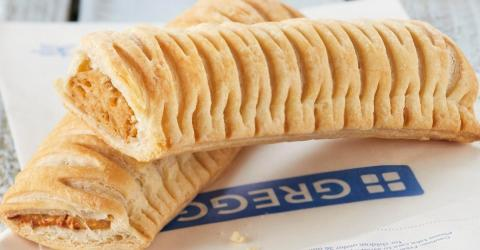 Greggs Has Launched A Vegan Sausage Roll… And People Are Outraged