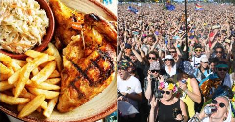 There's A Nando's Festival Coming This Summer - And It's Going To Be Cheeky
