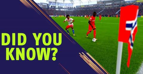 We Bet You Didn't Know These Things About FIFA 18!