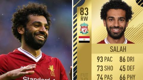 FIFA: Mohamed Salah's Insane New Card In FUT