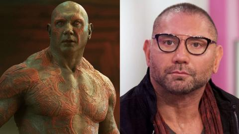 Dave Bautista Reveals Why His Guardians Of The Galaxy Audition Was 'A Nightmare'