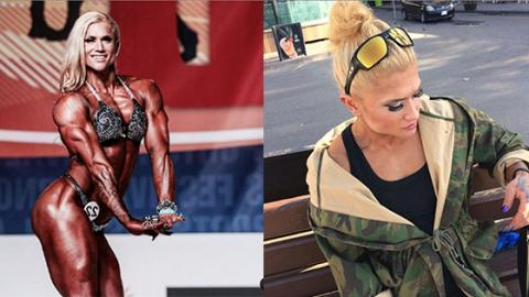 Meet Julia Föry, Female Bodybuilding Champion And Star Of New Film Pearl