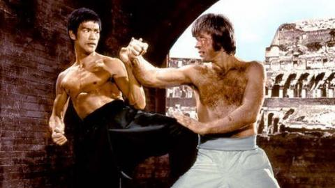 Chuck Norris Says Bruce Lee Wanted To 'Kill Him' While Filming Way Of The Dragon