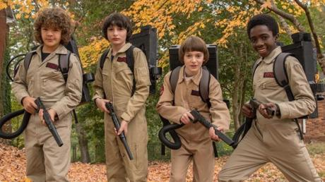 This Stranger Things Star Has Just Been Cast In The New Ghostbusters Movie
