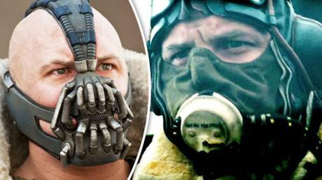 This Is The Real Reason Tom Hardy's Face Is Always Hidden In Christopher Nolan Movies