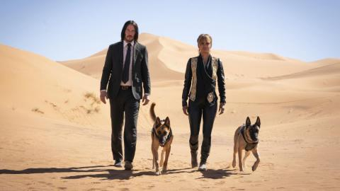 The Latest John Wick Movie Has A Surprising Connection To Assassin's Creed