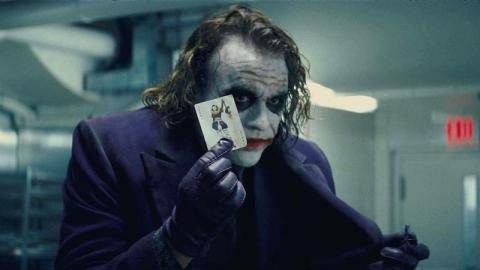 The Secret Surrounding The Joker's Magic Trick From The Dark Knight: Revealed!