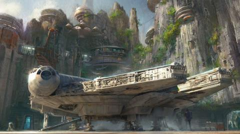 Disney Drops Thrilling New Trailer Confirming The New Star Wars Theme Park Is Almost Ready