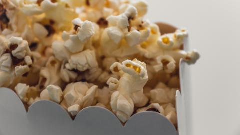 This Is The Real Reason We Eat Popcorn At The Cinema