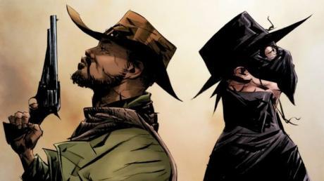 Django Could Face Zorro In The Next Tarantino Movie