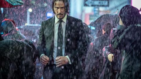 This Is The Unusual Training Method Keanu Reeves Used To Get In Shape For John Wick 3