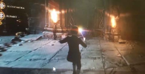 Secret Footage From A Brand New Harry Potter Role Play Game Has Been Leaked