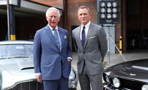 Rumour Has It That A Royal Family Member Is Set To Be In The Next James Bond