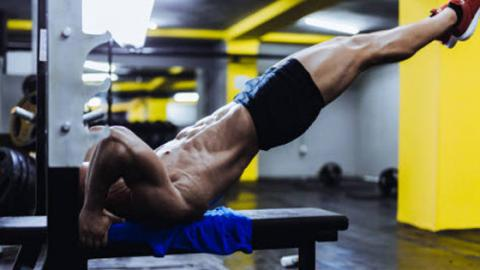 These Two Original Exercises Will Work Your Abs To The Max
