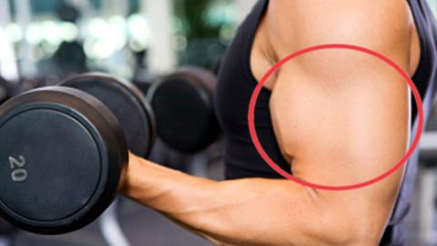 This Very Simple Tip Will Help You Grow Your Biceps Even More