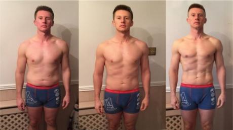 By Making Three Small Changes To His Routine, This Man Massively Improved His Abs