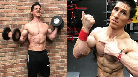 Use The Wall For This New Curl Technique To Blow Up Your Biceps