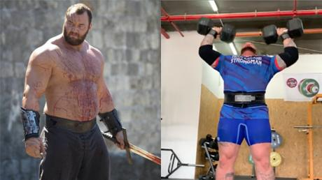 Game of Thrones' The Mountain Has A Big Challenge For You