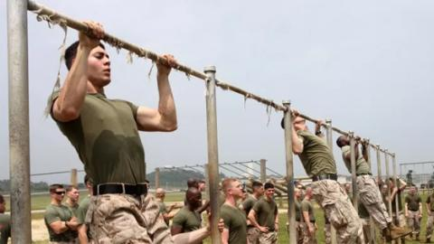 Could You Pass The Gruelling American Special Forces Fitness Test?