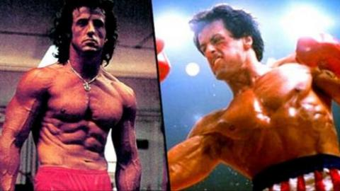 This Was Sylvester Stallone's Incredible Rocky Workout Programme