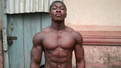 This Bodybuilder Will Make You Forget All Your Excuses For Not Hitting The Gym