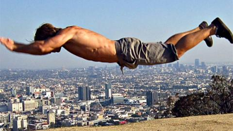 Master The Superman Push-Up With This 29-Day Workout Plan
