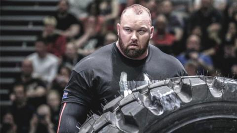 "World's Strongest Man ""The Mountain"" Thor Bjornsson Makes Shocking Revelations About His Steroid Use"