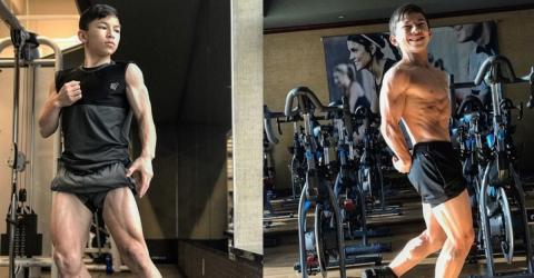 Tristyn Lee Is The Most Shredded Teenager We've Ever Seen