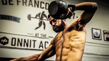 Eric Leija Brings You Three Sequences You Can Do With Just Two Kettlebells